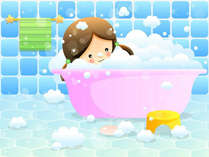 National Bubble Bath Day | cherry blossom midtown